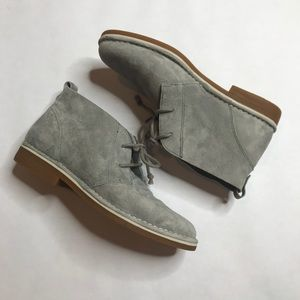 Hush Puppies Crya Carley's Suede boots • Size 9